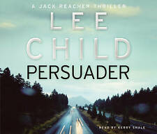 Persuader: (Jack Reacher 7) by Lee Child (CD-Audio, 2010)