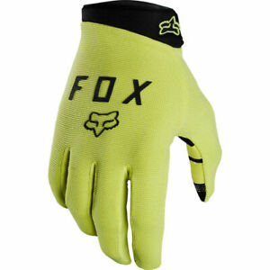 Fox Head Cycling RANGER GLOVE Full Finger Sulphur Stone Size 2X