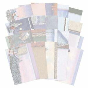Hunkydory - Winter Wonderland Luxury Card Inserts - SNOWY21-102