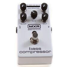 Dunlop M87 MXR Bass Compressor Guitar Pedal