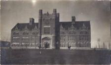 1900s Moscow University of Idaho Administration Building Newly Constructed Photo