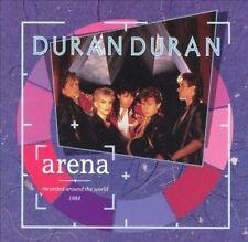 Arena Duran Duran CD 1984 Parlophone JASRAC IMPORT JAPAN CDP 7 46048 2 NO UPC