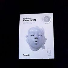Dr.Jart + Rubber Mask Contains Pore Clear intensive Ampoule Pack Lover Mask 1PCS