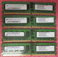 Fujitsu Sun Micron 8Gb (4 x 2Gb) RAM DDR2 PC2-5300P For Sun Server CA06602-D416