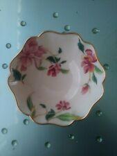 Lenox Barrington Collection Jewelry Dish Floral Design