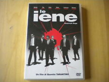 Le iene Reservoir dogs 2 DVD Keitel Roth Penn Buscemi Tarantino Madsen azione