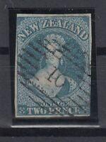 F3146/ NEW ZEALAND – VICTORIA – SG # 5 USED – CV 370 $
