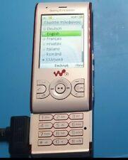 Sony ericsson W595 White Unlocked