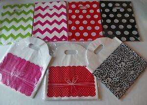 10 Children Birthday Party Bags Boys Girls Loot Filler Bags