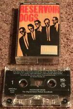 Reservoir Dogs The Original Motion Picture Soundtrack Cassette Tape 1992 Rare