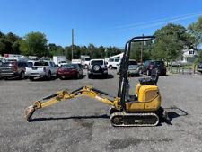 2013 Caterpillar 3009d Mini Compact Ex Micro Excavator Yanmar Diesel Track Used
