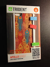 Trident Apple iPhone 5s Apollo Case CORFUL FEATHER  brand new
