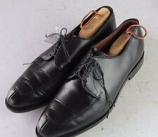MINT ALLEN EDMONDS Sz 8.5 EEE  Delray Black Men's Dress Oxfords Norwegian Shoes