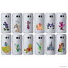 Disney Case for Samsung Galaxy S6 S7 Edge S8 S9 Plus Silicone Gel Cute Cover