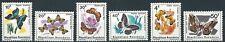 Ruanda - Schmetterlinge Satz postfrisch 1965 Mi. 117-124