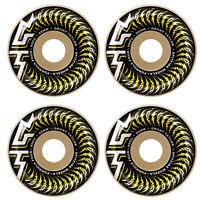 Spitfire Wheels OG CLASSIC THE END LOGO Skateboard Trucker Hat BLACK//YELLOW