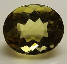 2.45 CT OVAL CUT LOOSE FACETED NATURAL CITRINE (GB1-17)