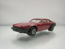 Diecast Edocar Jaguar XJ-S V12 1986 No. 28 in Red Good Condition