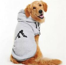 Winter Pet Dog hoodies Small Medium big  Dog Clothes For Puppy Fleece Sweater...