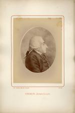 Ant. Meyer, Photog. Colmar, Jérémie-Jacques Oberlin (1735-1806), archéologue Vin