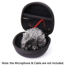 Hard Protecting Case Bag for RODE VideoMicro Microphone AriMic EVA Hard Trave AU
