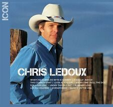 Chris LeDoux - Icon [New CD]