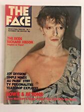 The FACE Magazine November 1980 No 7 David Bowie