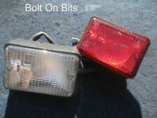 Land Rover Defender Rear Fog & Reverse Lamp/light >'02