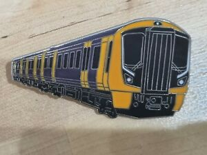 West Midlands Railway Class 730 Enamel Brooch Pin Badge