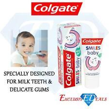 Colgate Smiles Kids Toothpaste Baby Milk Teeth Delicate Gums 0-2 years 50ml