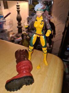 Marvel legends X-men rogue hasbro figure