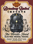 Broadway-Limited 2016-2017 Product Guide  Catalog Of Electric Trains NEW