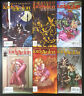 Lords of Avalon: Sword of Darkness #1-6 Complete Set (2008, Marvel) Full Run