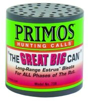 Primos The Great Big Can Bleat Call for Whitetail Mule Deer/Blacktail Deer 00738