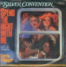 "7"" Silver Convention/spend the night with me (D)"
