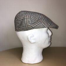 Vintage Flat Cap Size 6.7/8 Aintree Flat Cap Size 56