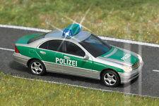 Busch HO 5630 Polizei Mercedes C-Klasse, T-Modell #NEU in OVP#