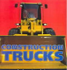 USED (GD) Construction Trucks by Betsy Imershein