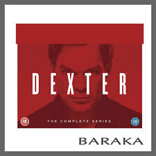 "DEXTER COMPLETE SEASONS SERIES 1, 2, 3, 4, 5, 6, 7 & 8 DVD BOX SET R4 ""clearance"