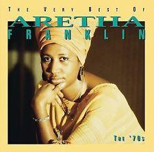 The Very Best of Aretha Franklin, Vol. 2 by Aretha Franklin (CD, Feb-2008,...