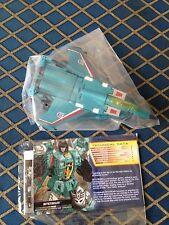 Transformers 2013 BOTCON Machine Wars G1 Rainmakers Bitstream Single Exclusive