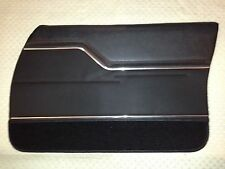 HJ HX HZ GTS STYLE DOOR TRIMS FOR UTE OR PANELVAN SLATE WITH BLACK GOLFBALL
