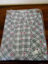 Damen Bluse 70er Jahre neu OVP True Vintage aus Lagerbestand NOS  blouse 70s