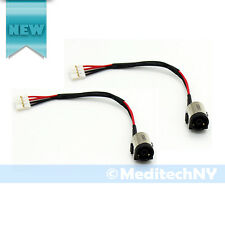 2x DC POWER JACK HARNESS PLUG IN CABLE FOR SONY VAIO FIT 15 SVF152 SVF153 SVF154