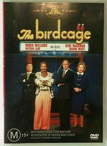 BIRDCAGE DVD Robin Williams Movie - SAME / NEXT DAY - FAST POST