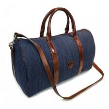Denim Duffel Bag Weekend