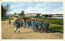 AK Altengrabow 1916 Gefangenenlager - Gefangene bei der Arbeit / Görzke Ziesar