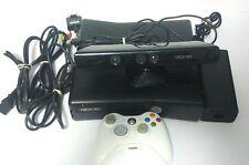 Xbox 360 S Slim 4GB Console Black W/Kinect & Halo:Combat Evolved Anniversary