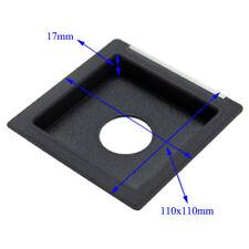 New Recessed Lens Board 110x110mm Copal #0 For Toyo 4x5 LF 45A II 45FA 45CF 17mm