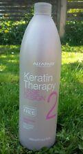 Alfaparf Keratin Haarglättung, Keratin Behandlung,-Haarpflege glatte Haare 100ml